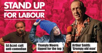 Stand up for Labour - Central London, Friday 7 July (Advanced ticket)