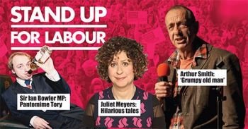 Stand up for Labour, Sevenoaks, 6 December