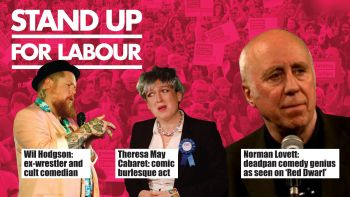 Stand up for Labour - Kingswood, 22 February 2018 (7:30pm) - Tickets sold out