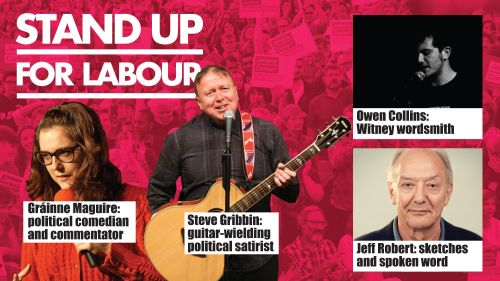 Stand up for Labour - Banbury, 28 February, 7:30pm