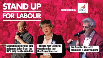 Stand up for Labour - Broxtowe, Sunday 10th March, 7:30pm (earlybird)