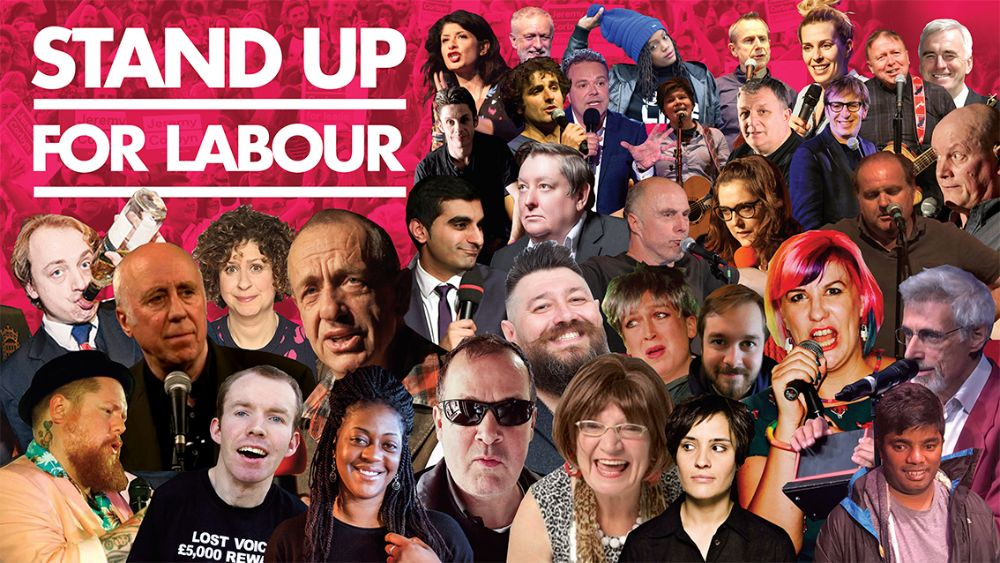 Stand up for Labour E-tickets