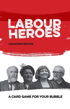 One pack of 'Labour Heroes' - Lockdown edition (including postage & packaging)