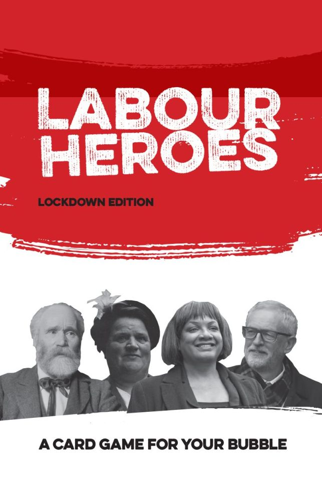 One pack of 'Labour Heroes' - Lockdown edition