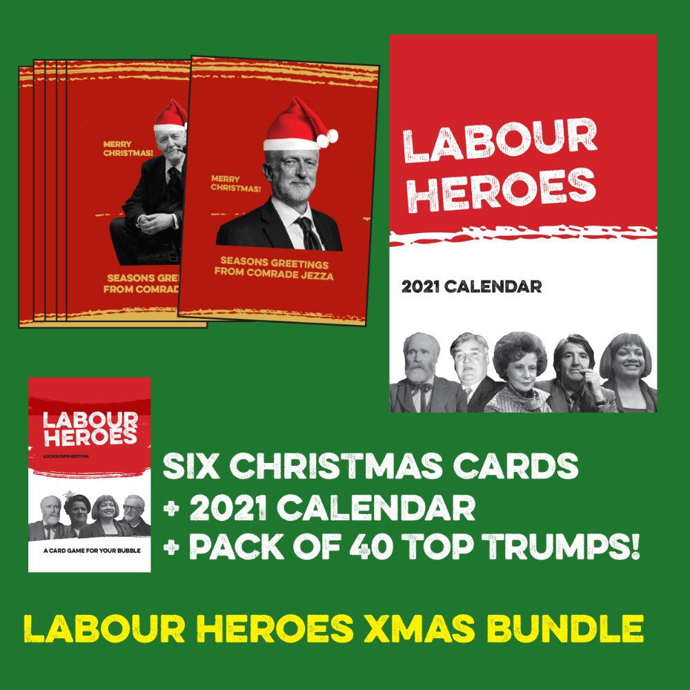 Labour Heroes Christmas bundle