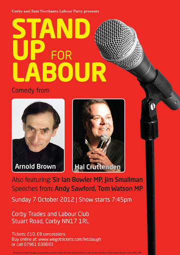 Stand up for Labour Corby