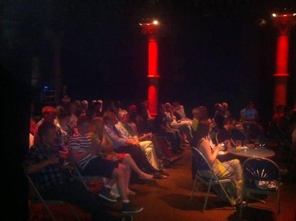 Colchester crowd