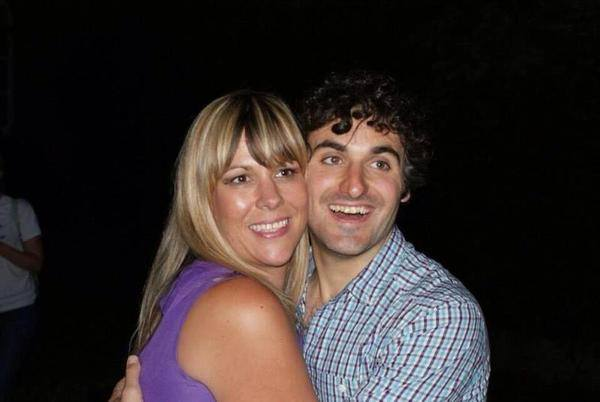 Lee and Patrick Monahan