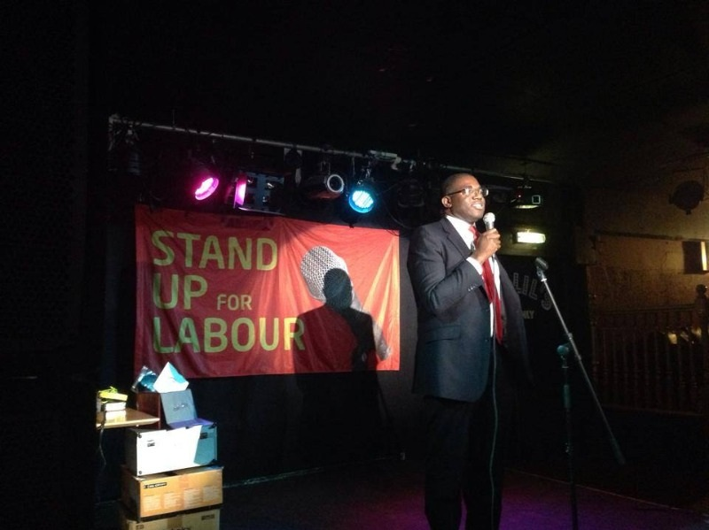 witney - david lammy