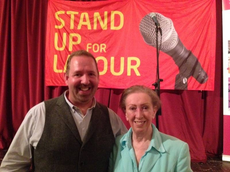 Alfie and Margaret Beckett
