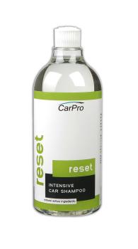 CarPro Reset Maintenance Shampoo (1L) - Ideal for Cquartz coated cars.
