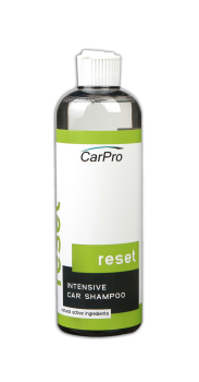 CarPro Reset Shampoo (500ml) - Ideal for Cquartz coated cars.