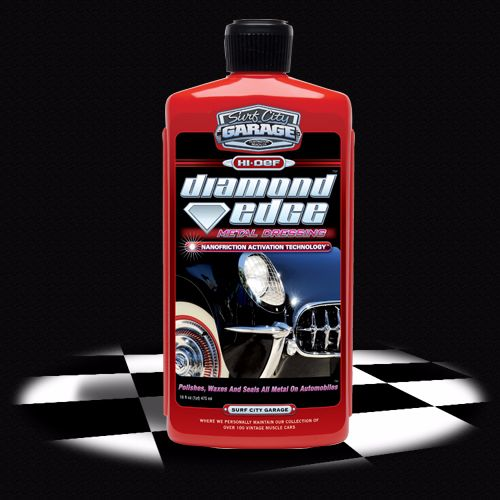 Surf City Garage Diamond Edge Metal Dressing (16oz)
