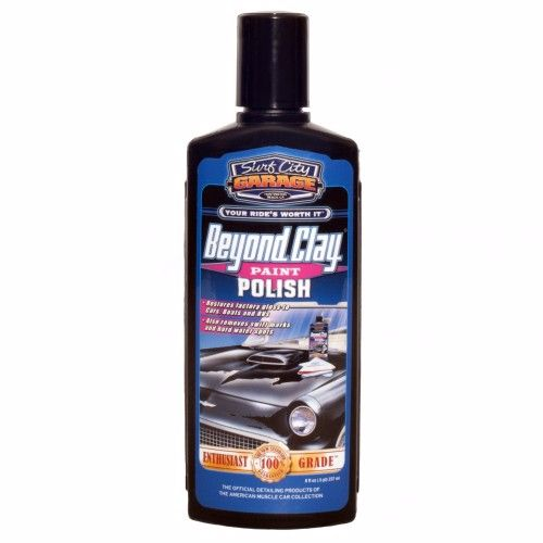 Surf City Garage Beyond Clay Paint Polish 8oz