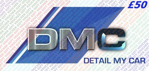 DMC £50 gift voucher