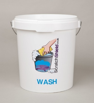 Scratch Shield Wash Bucket