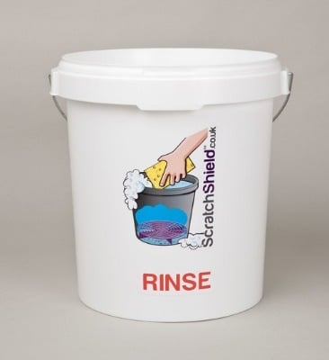 Scratch Shield Rinse Bucket