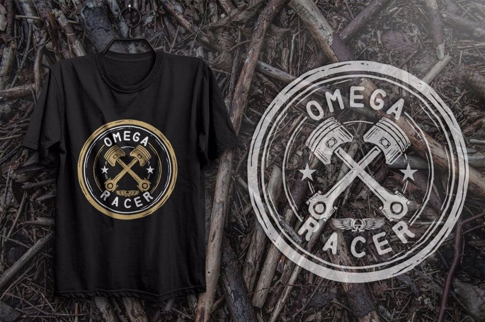 OMEGA RACER T-Shirt (OR.02)