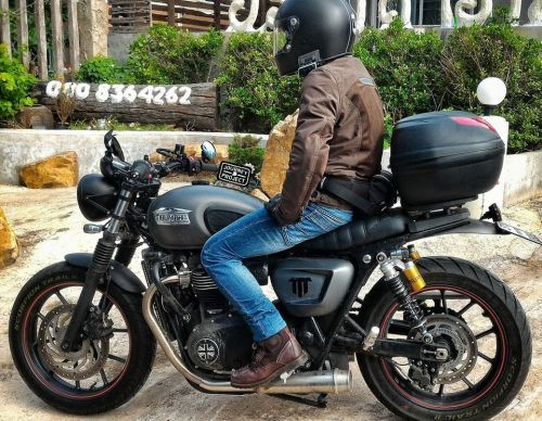 Triumph motorcycle dating service