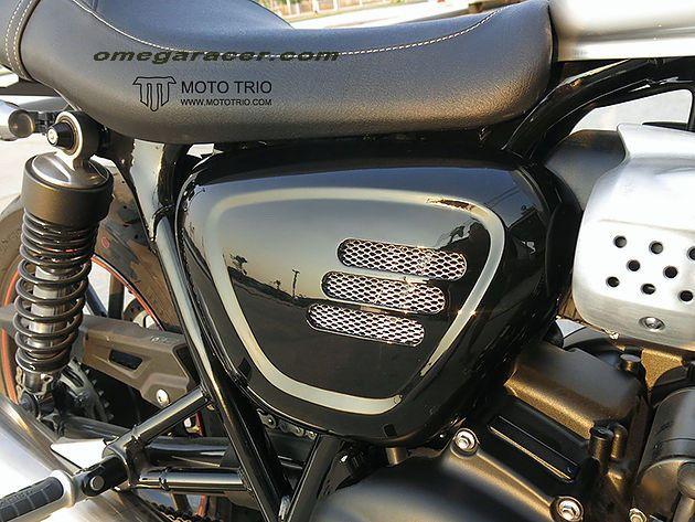OmegaRacer MotoTrio side covers Triumph Street Twin (7)