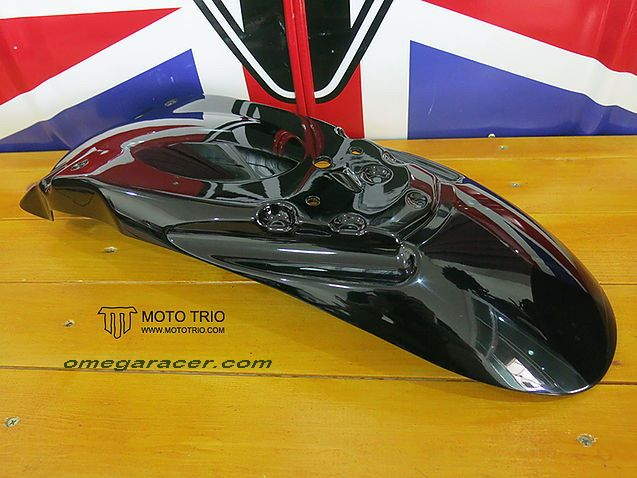 Triumph Street Twin - MotoTrio Rear Fender Slim