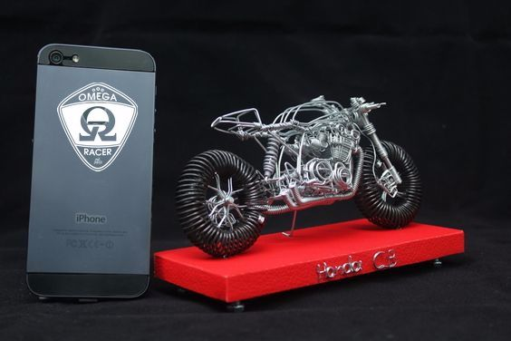 OmegaRacer Motorcycle wire model artwork (16)