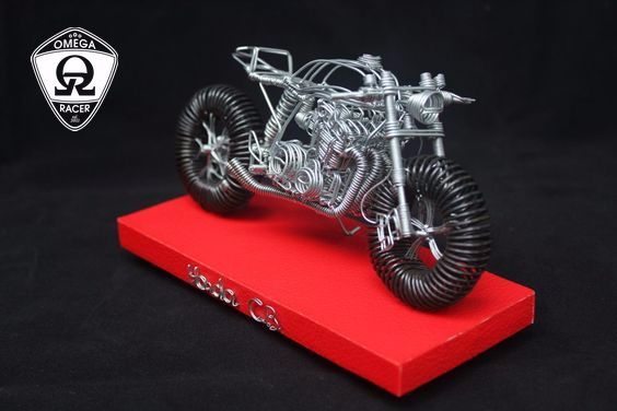OmegaRacer Motorcycle wire model artwork (20)