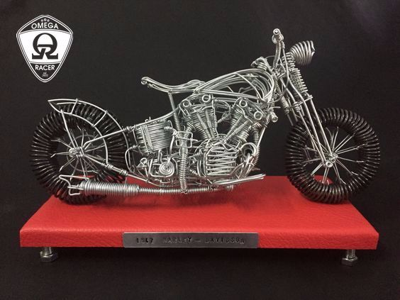 OmegaRacer Motorcycle wire model artwork (32)