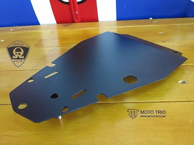 OmegaRacer MotoTrio fender eliminator kit Street Twin T120 (7)