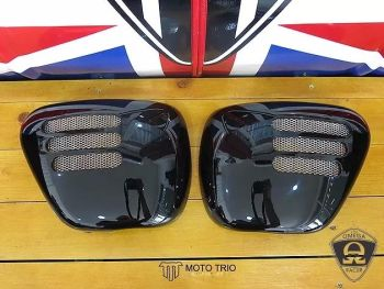 Triumph T120 - MotoTrio Side Covers