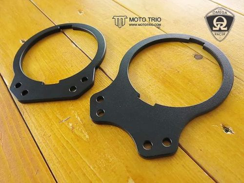 Triumph Modern Classics - MotoTrio Single Gauge Bracket