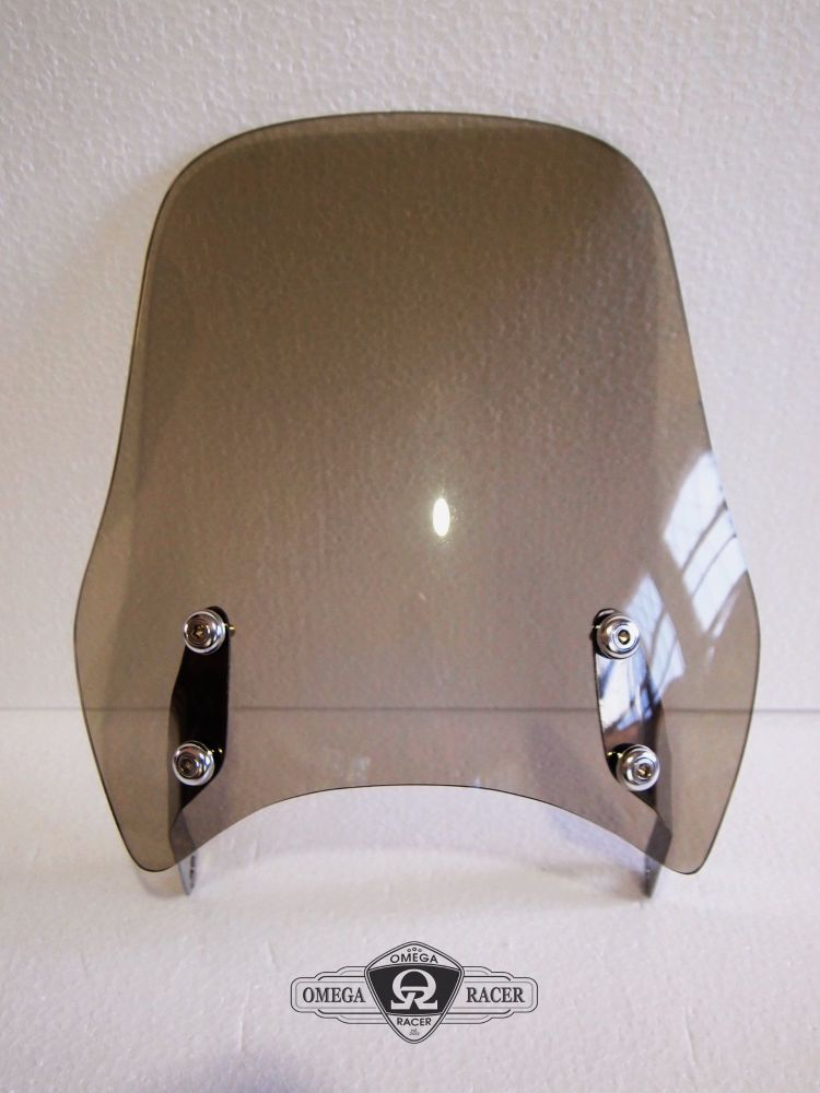 OmegaRacer Triumph Mini Fairing Type 2 smoke (1)