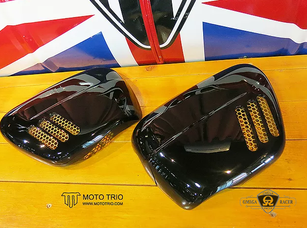 OmegaRacer MotoTrio side covers ThruxtonR (2)