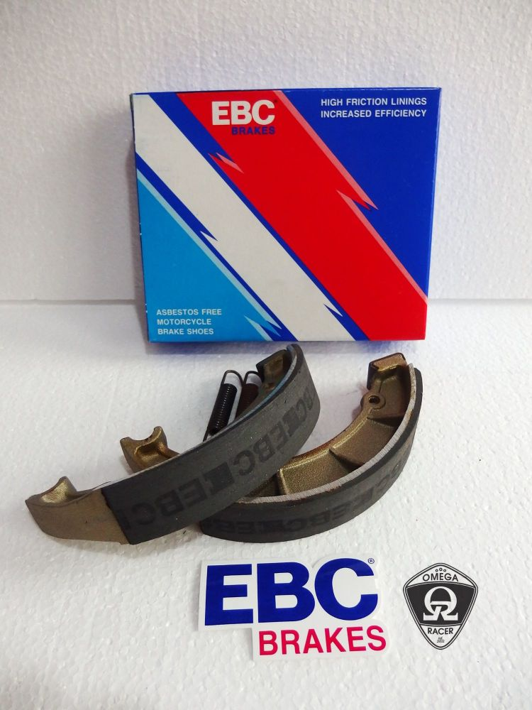 EBC Yamaha SR front brake shoes Y526 (1)