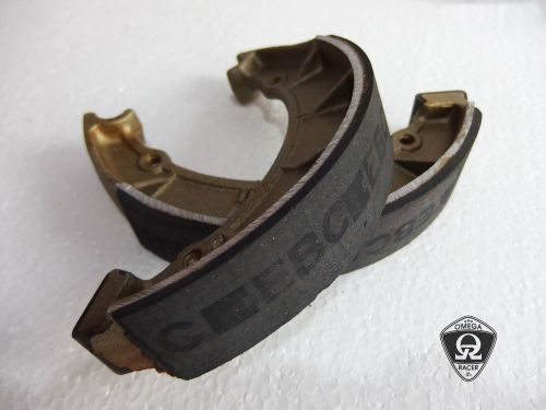 EBC Yamaha SR front brake shoes Y526 (3)