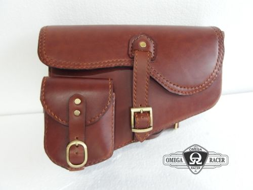 Harley Davidson - Genuine Leather Side Bag