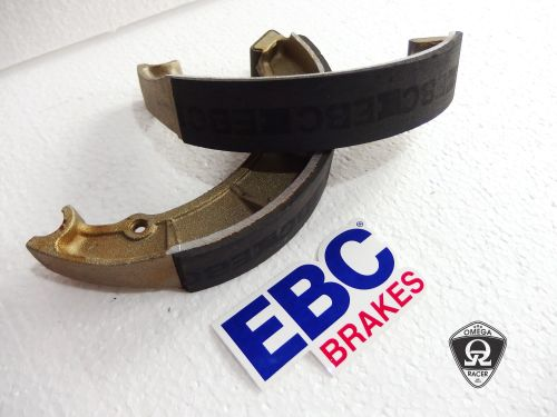 EBC - Yamaha SR Plain Brake Shoes FRONT