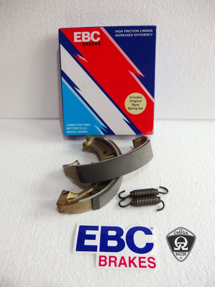 OmegaRacer EBC YamahaSR rear brake shoes (1)