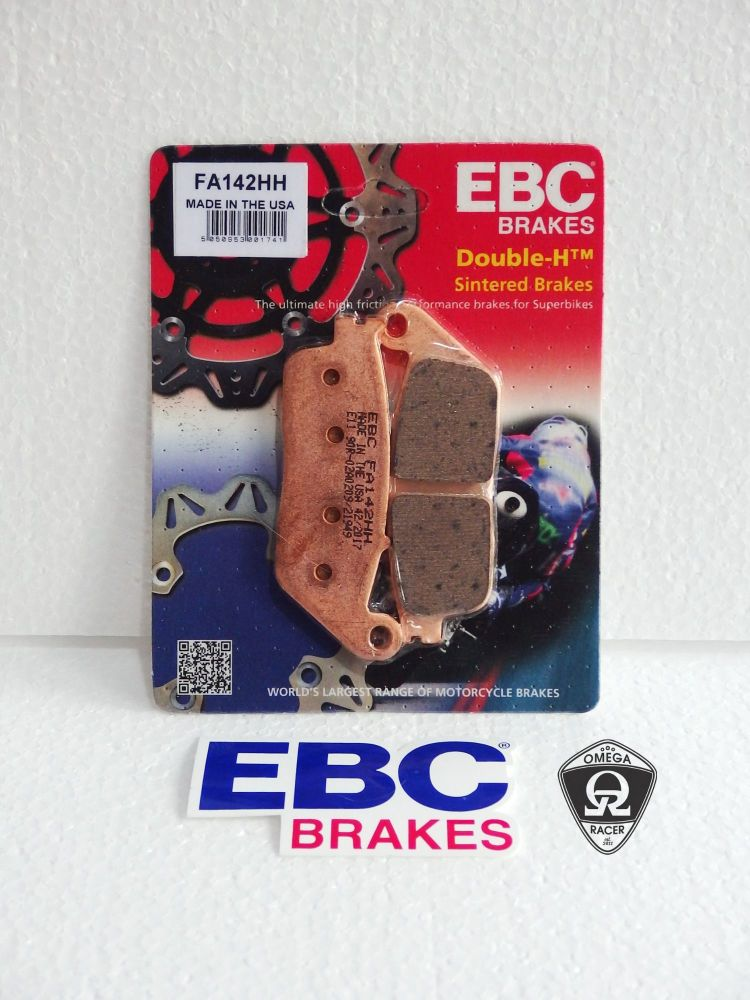EBC - Triumph Sintered Brake Pads