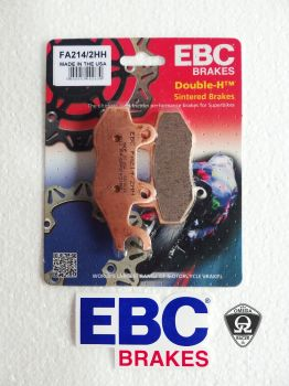 EBC - Triumph Sintered Brake Pads REAR