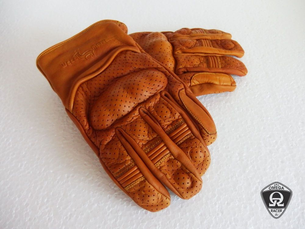 OmegaRacer Leather Summer gloves (1)
