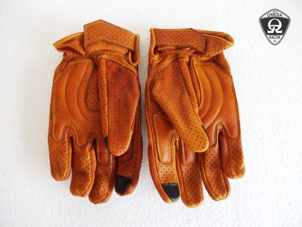 OmegaRacer Leather Summer gloves (2)