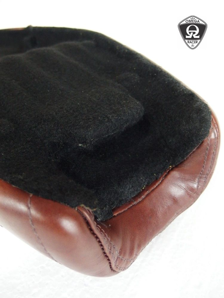 OmegaRacer Triumph real leather seat ELITE (10)