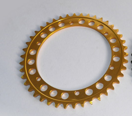 Billet Alloy Sprocket for Yamaha SR400/500