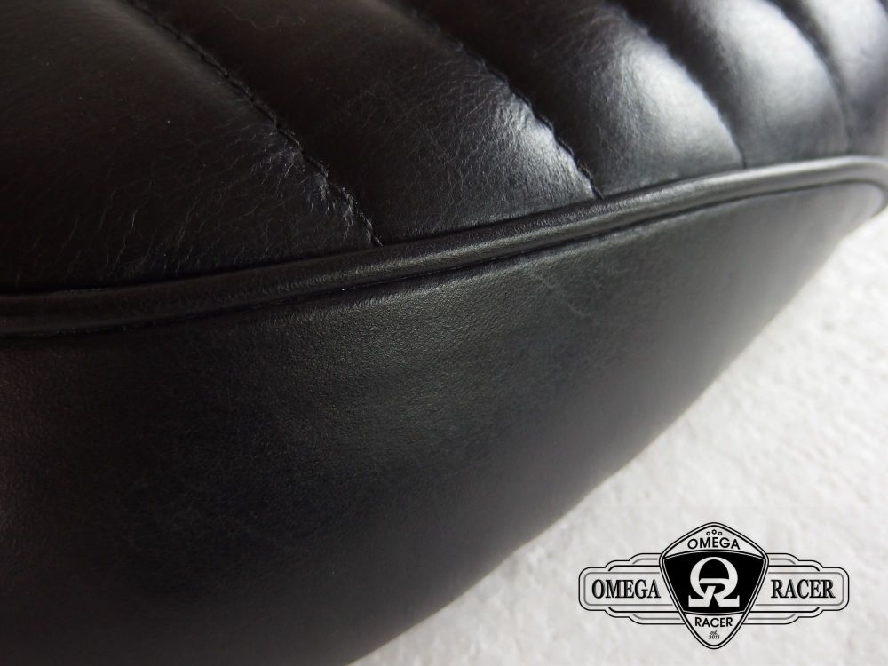 OmegaRacer Triumph Bonneville T100 ELITE leather seat (6)