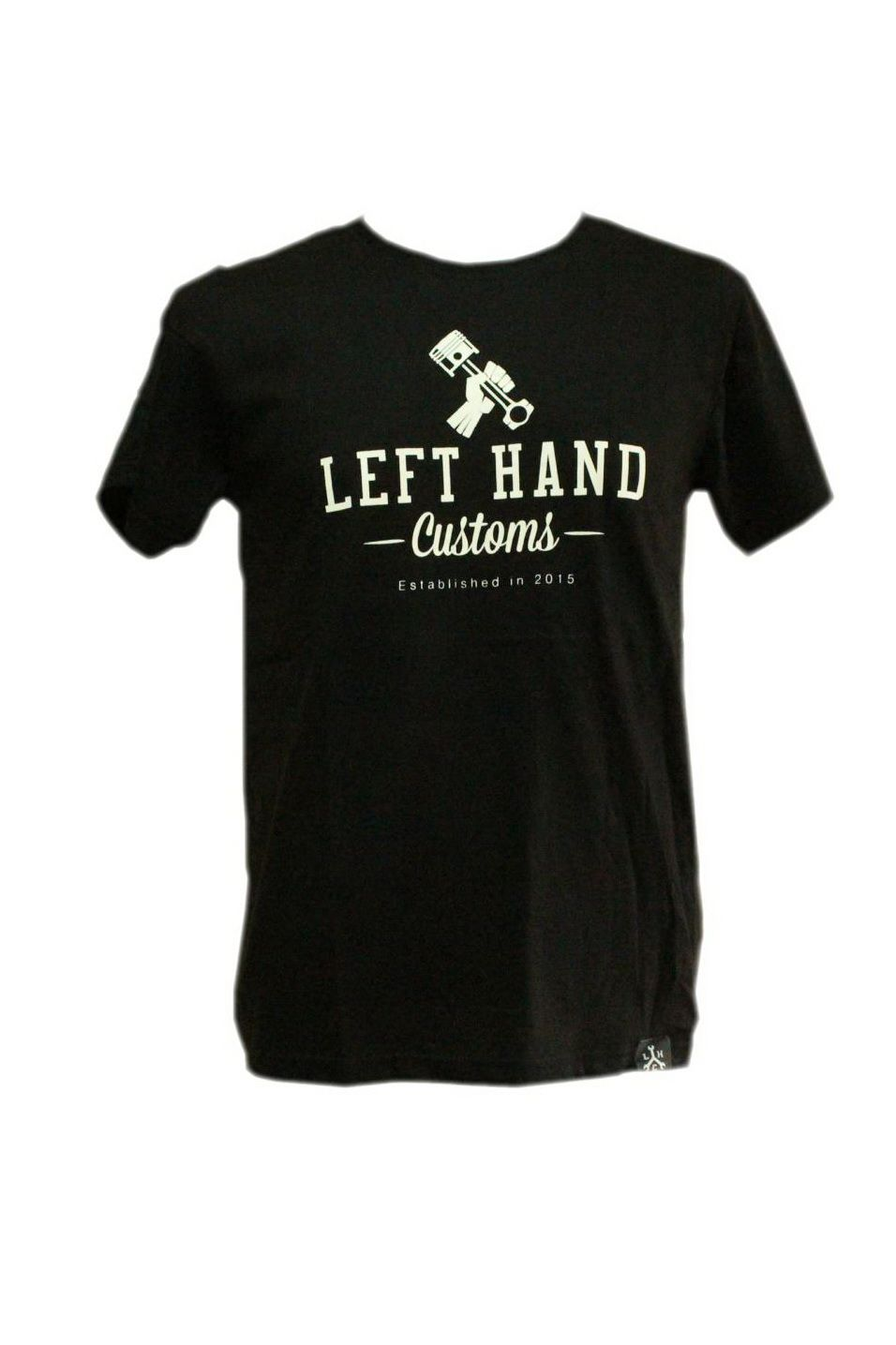 Left Hand Customs T-Shirt (LHC03)