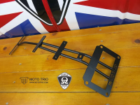 MotoTrio - Licence Plate Bracket (for rear fender dirt style)