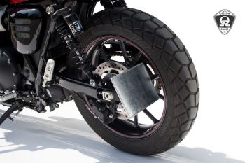 The Sports - Triumph - Licence Plate Side Mount Type#2