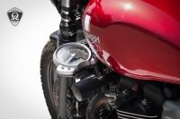 The Sports - Triumph - Speedometer Side Mount Type#2