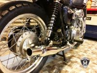 W650/W800 Peashooter Full Exhaust System